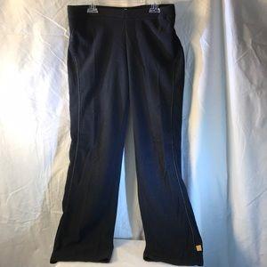 Nike warm training pants Sz S